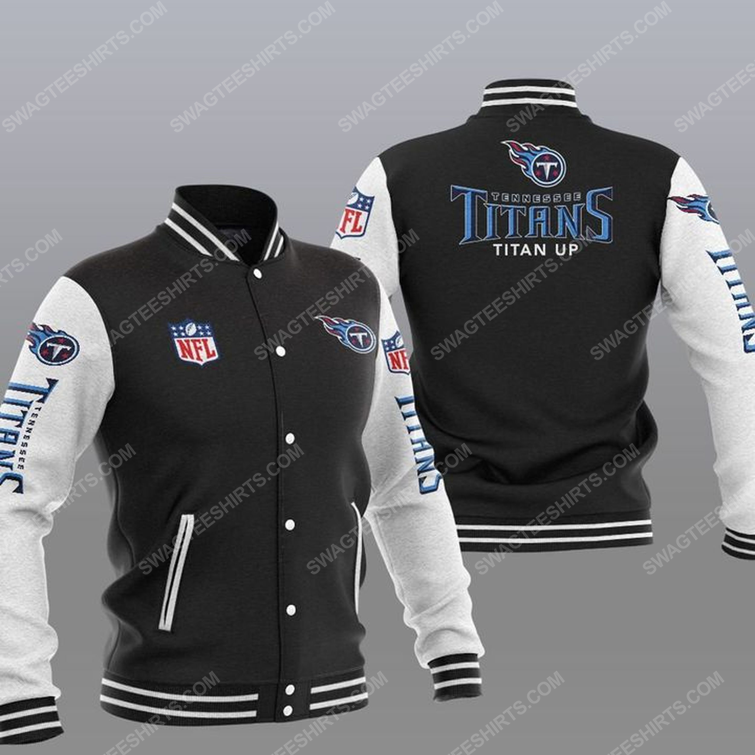 Tennessee titans titan up all over print shirt