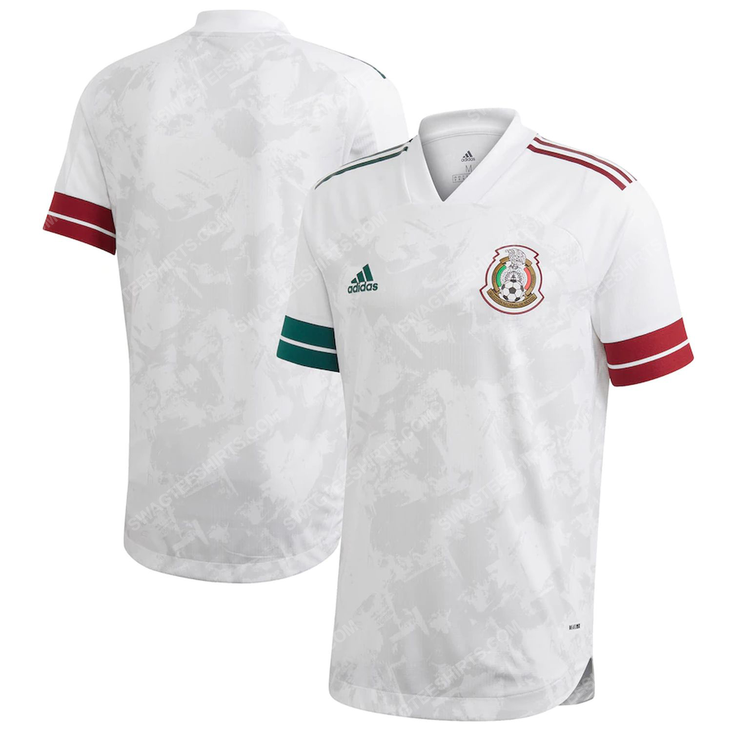 The mexico national team all over print football jersey