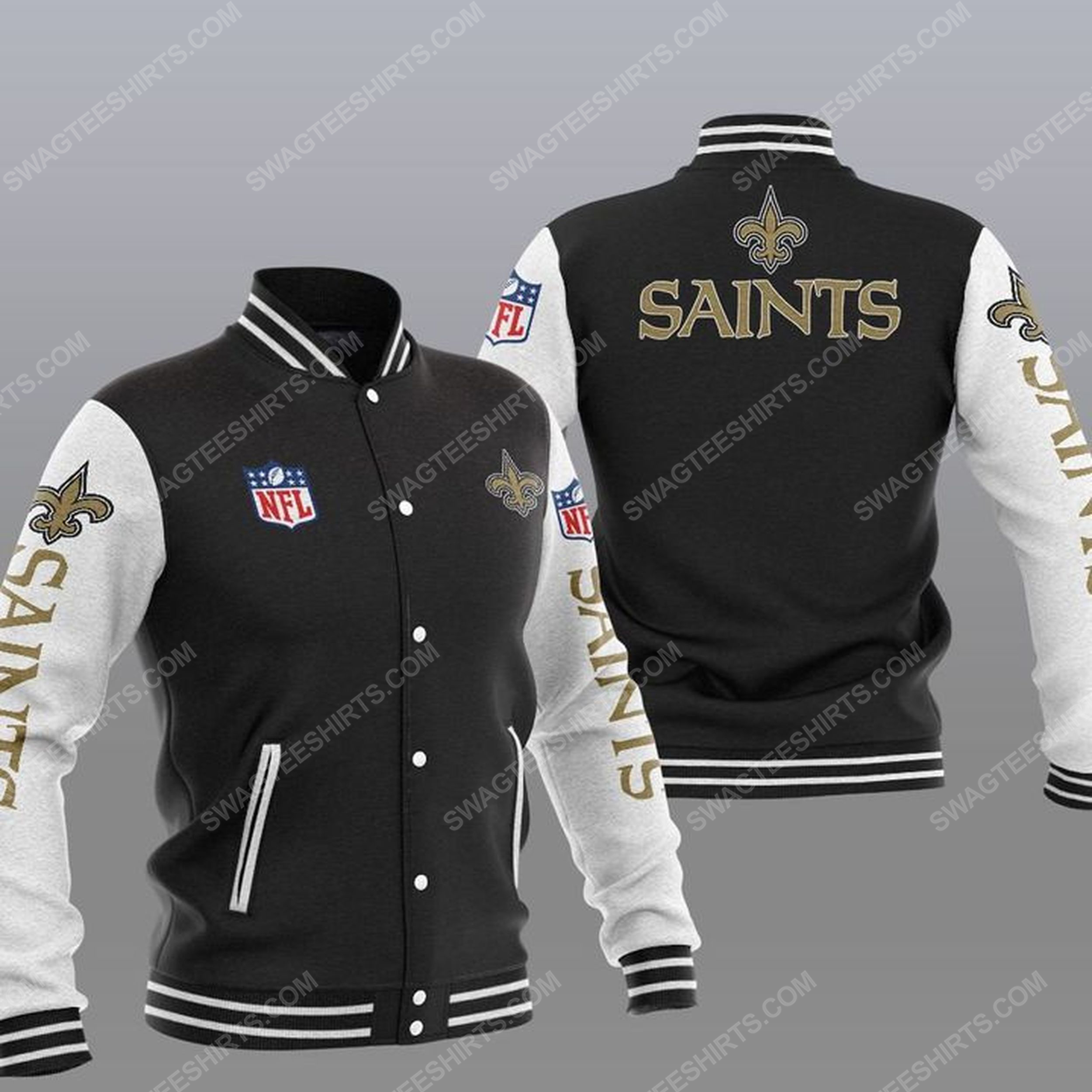 The new orleans saints nfl all over print shirt